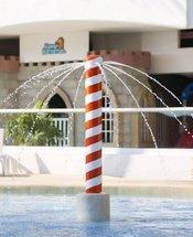 Piscina para niños Hotel Krystal Beach Acapulco Acapulco