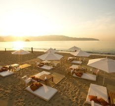Lounge Hotel Krystal Beach Acapulco Acapulco