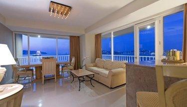 Junior Suite Hotel Krystal Beach Acapulco Acapulco