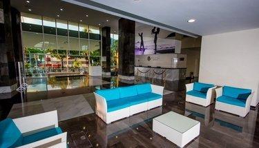 Lobby Hotel Krystal Beach Acapulco Acapulco